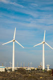 Power Generator Wind Turbine Royalty Free Stock Photography