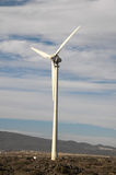 Power Generator Wind Turbine Royalty Free Stock Photos