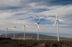 Power Generator Wind Turbine Royalty Free Stock Photo