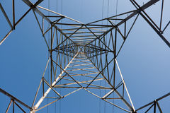 Power Grid Abstract Royalty Free Stock Photos