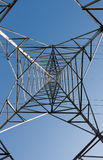 Power Grid Abstract Stock Image