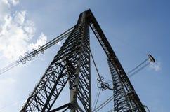Power grid Stock Image