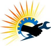 Power hand tool Stock Photography