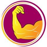Power hand stock illustration