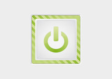 Power icon Royalty Free Stock Image
