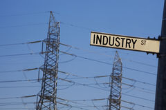 Power Industry Stock Images