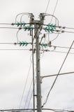 Power Insulators Stock Photos