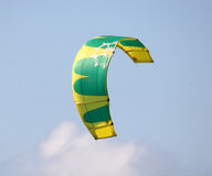 Power kite Stock Photo
