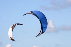 Power kites Royalty Free Stock Photography