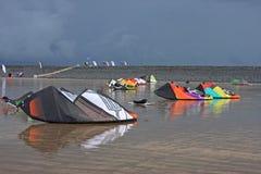 Power Kites Royalty Free Stock Photo