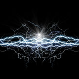 Power of light. Royalty Free Stock Image