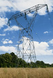 Power line Stock Photos