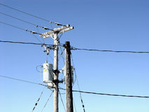 Free Power Lines Stock Photography - 4702
