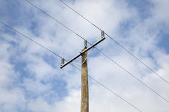 Free Power Lines Stock Images - 38808534