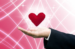 Power of love Royalty Free Stock Photo
