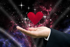 Power of love Royalty Free Stock Image