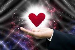 Power of love Stock Photos