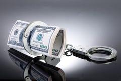 Power Of Money Stock Image