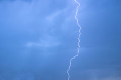Power of nature... Flash on the sky as  power of nature Royalty Free Stock Images