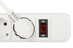Free Power Outlet Royalty Free Stock Images - 24608429
