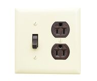 Power outlet Stock Photos