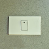 Power outlet Stock Image