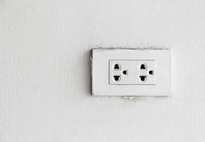 Power Outlet Royalty Free Stock Photography