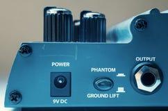 Power Phantom Output Stock Photography