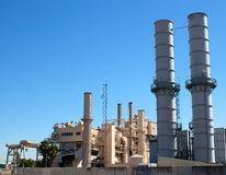 Power Plant Royalty Free Stock Image