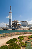 Power plant Royalty Free Stock Images