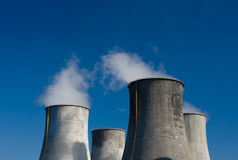 Power plant Stock Image