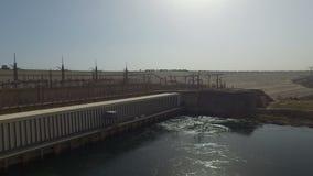 Power plant of the Aswan High Dam