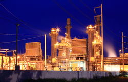 The Power plant Stock Photography