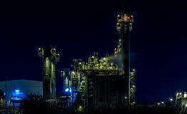 Power plant industrial Royalty Free Stock Photography