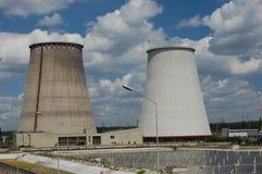 Power plant. Kiev,Ukraine Stock Photos