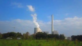 Power plant - Kraftwerk stock video