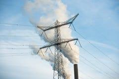 Power plant Stock Image