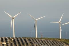 Power Plant Renewable Energy Stock Images