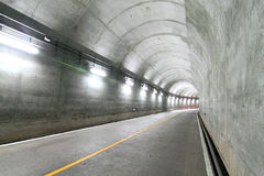 Power Plant Underground Tunnel In A City Stock Image