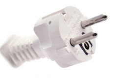 Power Plug Stock Image