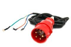 Power Plug Stock Photo