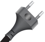 Power Plug Royalty Free Stock Photography
