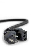 Power Plugs Royalty Free Stock Photo