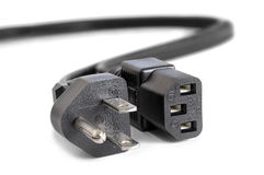 Power Plugs Stock Photos