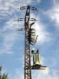 Power Pole stock image