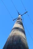 A power pole Stock Photos