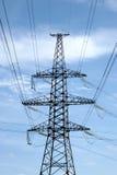 Power pylon Stock Image