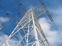 Power Pylon Stock Images