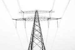 Free Power Pylon Royalty Free Stock Photography - 30039797