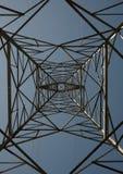 Power pylon Royalty Free Stock Photos